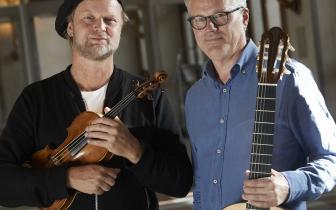 Joakim Svenheden och Mats Bergtröm